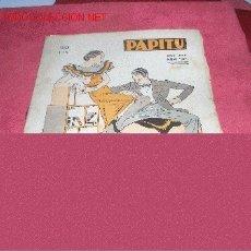 Coleccionismo de Revistas y Periódicos: PAPITU 1933 . Lote 27604702