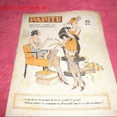 Coleccionismo de Revistas y Periódicos: PAPITU 1933. Lote 24711580