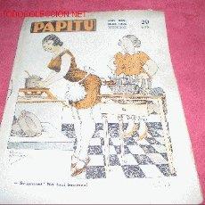 Coleccionismo de Revistas y Periódicos: PAPITU 1933. Lote 24683782