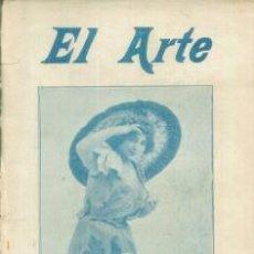 Coleccionismo de Revistas y Periódicos: EL ARTE REVISTA HEBDOMADARIA NUM 30 JULIO 1899 - PORTADA MLLE.REGINA GUERRA DE ARGELIA. Lote 10089210