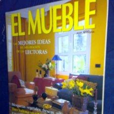 Coleccionismo de Revistas y Periódicos: REVISTA 'EL MUEBLE', Nº 407. MAYO 1996.. Lote 23489827