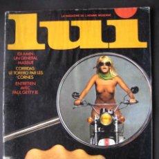 Coleccionismo de Revistas y Periódicos: REVISTA -LUI- EN FRANCES. 1974. ENVIO GRATIS¡¡¡. Lote 10295142