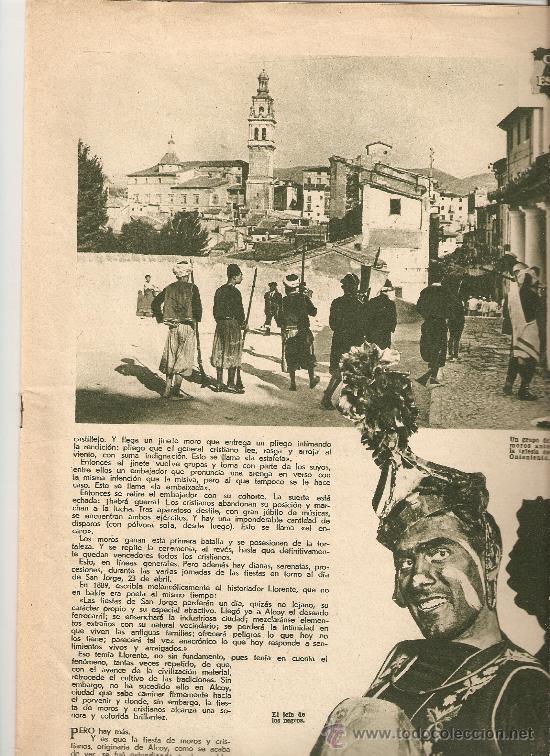 AÑO 1936 LAS BELLEZAS DE GALICIA ESCUELA GABRIELA MISTRAL LEVANTE MOROS Y CRISTIANOS PUERTO MALAGA (Coleccionismo - Revistas y Periódicos Antiguos (hasta 1.939))