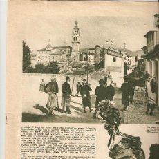 Coleccionismo de Revistas y Periódicos: AÑO 1936 LAS BELLEZAS DE GALICIA ESCUELA GABRIELA MISTRAL LEVANTE MOROS Y CRISTIANOS PUERTO MALAGA. Lote 10301270