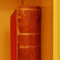 Coleccionismo de Revistas y Periódicos: SELECCIONES DEL READER'S DIGEST. SEPTIEMBRE-OCTUBRE-NOVIEMBRE-DICIEMB 1955. ENCUADRENADAS EN UN TOMO. Lote 24346462