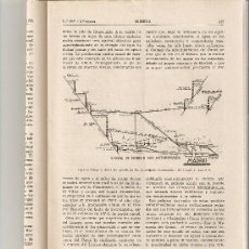 Coleccionismo de Revistas y Periódicos: REVISTA IBERICA 385.AÑO 1958.EL CANAL DE ISABELL II.. Lote 10377696
