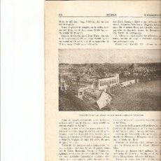 Coleccionismo de Revistas y Periódicos: REVISTA IBERICA 247.AÑO 1952.RIO EBRO.CABRA HISPANA.. Lote 10388481