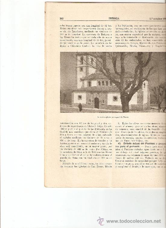 REVISTA IBERICA 242.AÑO 1952.SEPULCROS MEGALITICOS.AMPOURDAN.EL PANTANO DEL EBRO.EMPORDA PREHISTORIA (Coleccionismo - Revistas y Periódicos Modernos (a partir de 1.940) - Otros)
