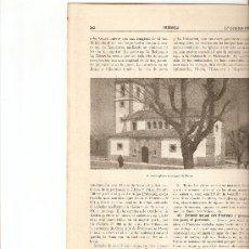 Coleccionismo de Revistas y Periódicos: REVISTA IBERICA 242.AÑO 1952.SEPULCROS MEGALITICOS.AMPOURDAN.EL PANTANO DEL EBRO.EMPORDA PREHISTORIA. Lote 10390208