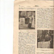 Coleccionismo de Revistas y Periódicos: REVISTA IBERICA 374.AÑO 1958.INSTITUTO QUIMICO DE SARRIA.. Lote 10391432