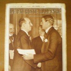 Coleccionismo de Revistas y Periódicos: LE PATRIOTE ILLUSTRE Nº 49 (06/12/36) GUERRA CIVIL MADRID CASA CAMPO. Lote 24723016