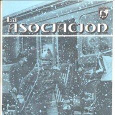 Coleccionismo de Revistas y Periódicos: REVISTA LA ASOCIACION FERROCARRILES 1977 RENFE. Lote 10484297