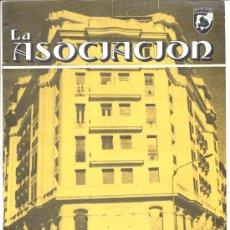 Coleccionismo de Revistas y Periódicos: REVISTA LA ASOCIACION FERROCARRILES 1976 1977 RENFE. Lote 10484313