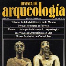 Coleccionismo de Revistas y Periódicos: REVISTA DE ARQUEOLOGIA Nº 120 ABRIL 1991. Lote 10489762