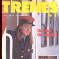 Coleccionismo de Revistas y Periódicos: REVISTA TRENES RENFE. Lote 10619857