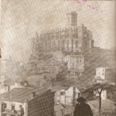Coleccionismo de Revistas y Periódicos: AÑO 1958 MANRESA LA SEU PROYECTO TUNEL DEL CADI SEPULCRO ROMANO DE BOADES BAGES. Lote 10633464