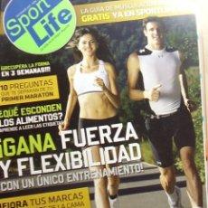 Coleccionismo de Revistas y Periódicos: REVISTA SPORT LIFE Nº 101 , SEPTIEMBRE 2007. LA ESCUELA DE LA ÑBA,........ Lote 10706981