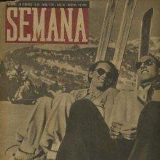 Coleccionismo de Revistas y Periódicos: SEMANA NUM. 156 , 16 FEBRERO 1943 , GUERRA MUNDIAL RS9. Lote 26601555