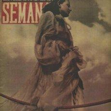 Coleccionismo de Revistas y Periódicos: SEMANA NUM. 38 , 12 NOVIEMBRE 1940 , GUERRA MUNDIAL RS63. Lote 27633928