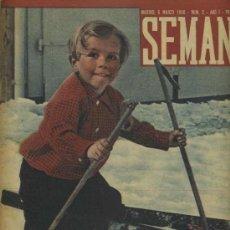 Coleccionismo de Revistas y Periódicos: SEMANA NUM. 2 , 5 MARZO 1940 , GUERRA MUNDIAL RS80. Lote 27451776
