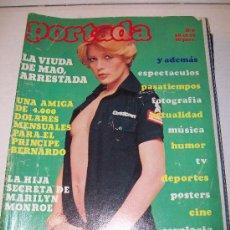 Coleccionismo de Revistas y Periódicos: PORTADA, LA REVISTA MÁS SEXI - Nº 6 (1.976). Lote 12123219