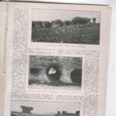 Coleccionismo de Revistas y Periódicos: REVISTA.AÑO 1930.VILLAESCUSA DE LAS TORRES.PALENCIA.ARENYS DE MAR. LEIRE.SANT JUST DESVERN.JABUGO.. Lote 26656999