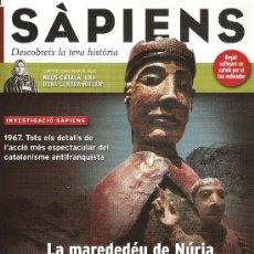 Coleccionismo de Revistas y Periódicos: REVISTA SÀPIENS Nº 31. Lote 27566404