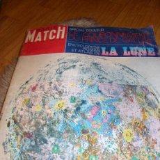 Coleccionismo de Revistas y Periódicos: NUMERO DE PARIS MATCH SOBRE LA LUNA. Lote 27632834