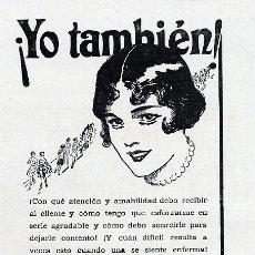 Coleccionismo de Revistas y Periódicos: CAFIASPIRINA 1930 RETAL REVISTA. Lote 11717508