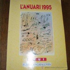 Coleccionismo de Revistas y Periódicos: ANUARIO 1995 PERIÓDICO AVUI -TEXTO EN CATALÁN-. Lote 25462214