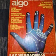 Coleccionismo de Revistas y Periódicos: 1983 REVISTA ALGO, MIRAR NUMERO EN FOTO. Lote 11783080