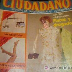 Coleccionismo de Revistas y Periódicos: CIUDADANO, REVISTA DE INFORMACION AL CIUDADANO, 1974 . Lote 11840187