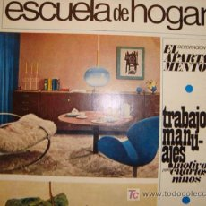 Coleccionismo de Revistas y Periódicos: ESCIELA DE HOGAR, PUBLICACION TRIMESTRAL . 1968/69 Nº59. Lote 11851348