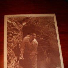 Coleccionismo de Revistas y Periódicos: CRÓNICA - 14 MARZO 1937 - LA GUERRA EN TORNO DE MADRID, ........... Lote 27013124