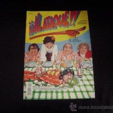 Coleccionismo de Revistas y Periódicos: REVISTA HUMOR AL ATAQUE .. Lote 11898804