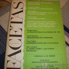 Coleccionismo de Revistas y Periódicos: FRACETAS, CAPITALISMO , SOCIALISMO ,DEMOCRACIA , AÑO 79. Lote 11903320