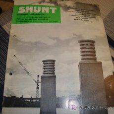 Coleccionismo de Revistas y Periódicos: SHUNT, SISTEMA PATENTADO . Lote 11903516