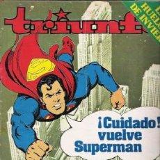 Coleccionismo de Revistas y Periódicos: REVISTA TRIUNFO Nº 836, DE 1979. Lote 24401308