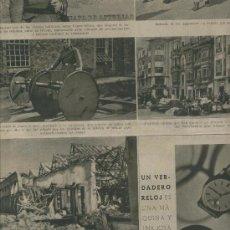 Coleccionismo de Revistas y Periódicos: LA VANGUARDIA AÑO 1934 SUCESOS REVOLUCIONARIOS EN OVIEDO DESTRUCCION DE LA FABRICA DE ARMAS. Lote 12073026