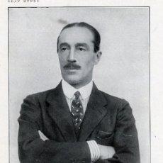 Coleccionismo de Revistas y Periódicos: DUQUE DE ALBA 1926 2 HOJAS REVISTA . Lote 12185847