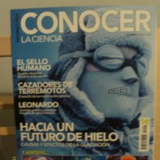 Coleccionismo de Revistas y Periódicos: CONOCER NºS 1 AL 3 (MIRAR FOTOS). Lote 26796886