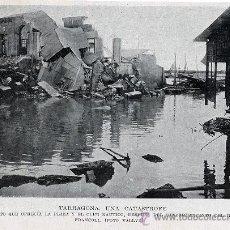 Coleccionismo de Revistas y Periódicos: TARRAGONA 1930 INUNDACION RETAL REVISTA. Lote 12341823