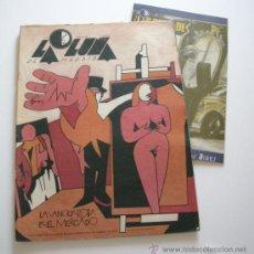 Coleccionismo de Revistas y Periódicos: LA LUNA DE MADRID - FEBRERO 1985 - NUEVO. Lote 31619633