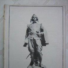 Coleccionismo de Revistas y Periódicos: BLANCO Y NEGRO 993 14 DE MAYO DE 1910 - PORTADA AGUSTIN QUEROL. Lote 12360254