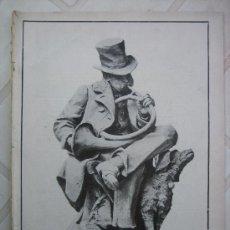 Coleccionismo de Revistas y Periódicos: BLANCO Y NEGRO 994 21 DE MAYO DE 1910 - PORTADA JOSE ALCOBERRO. Lote 12360276