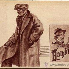 Colecionismo de Revistas e Jornais: BAMBU 1935 PAPEL DE FUMAR RETA REVISTA. Lote 12361010