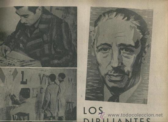 1937 CARTELES DE LA GUERRA CIVIL BOMBARDEO D VALENCIA DIBUJANTES NELO BAGARIA DURBAN BENIGANI MORENO (Coleccionismo - Revistas y Periódicos Antiguos (hasta 1.939))