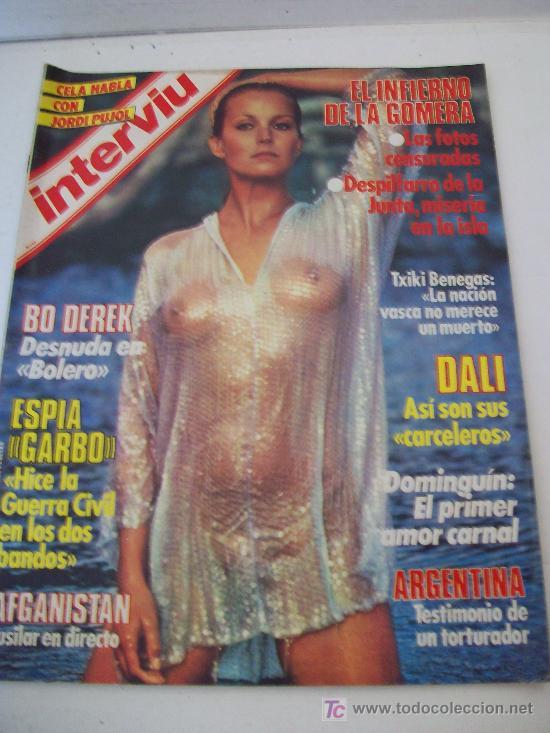 Revista Interviu Nº 436 Año 1984 Inter Sold Through Direct