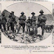 Coleccionismo de Revistas y Periódicos: MARRUECOS 1922 FRANCO COMANDANTE RETAL REVISTA. Lote 12486174