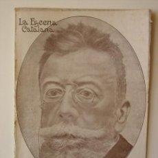 Coleccionismo de Revistas y Periódicos: ANGEL GUIMERÁL. LA ESCENA CATALANA 1926. Lote 12524181